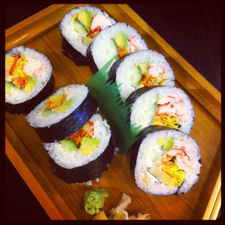 Sushi Suma California roll